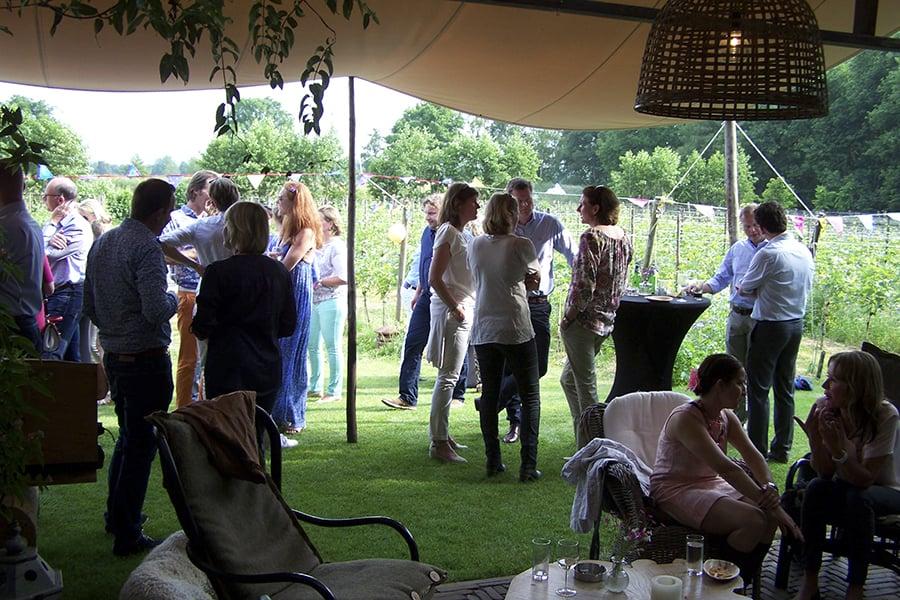 Barbecue catering verzorgd door Walter Smoked! - voor sfeervolle tuinfeesten door geheel Nederland.